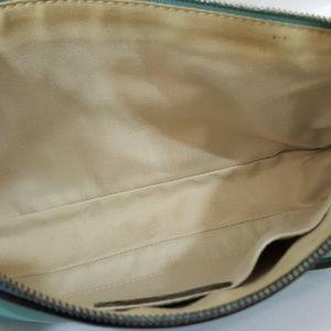 Salvatore Ferragamo Bags - Salvatore Ferragamo seafoam green leather mini bag